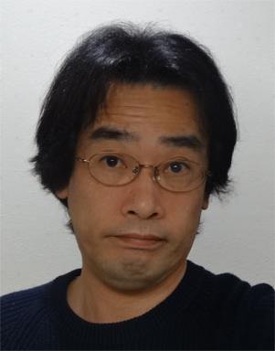 Portrait of Toshihiko Aki