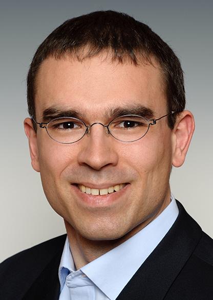 Portrait of Markus Bohnsack