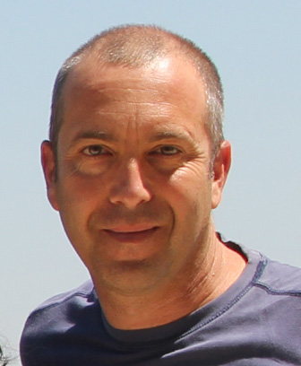 Portrait of Ehud Cohen