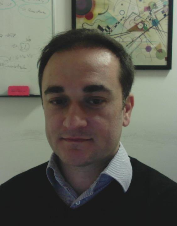 Portrait of Vincenzo D'Angiolella