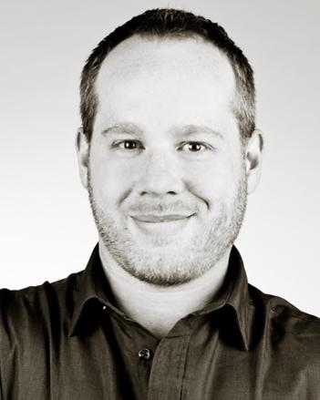 Portrait of Markus Deckers