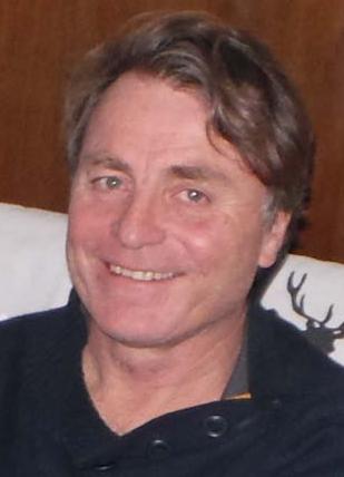 Portrait of Vincent Géli