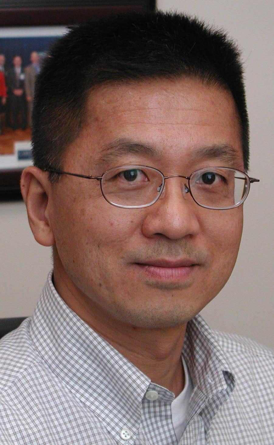 Portrait of Paul M Hwang
