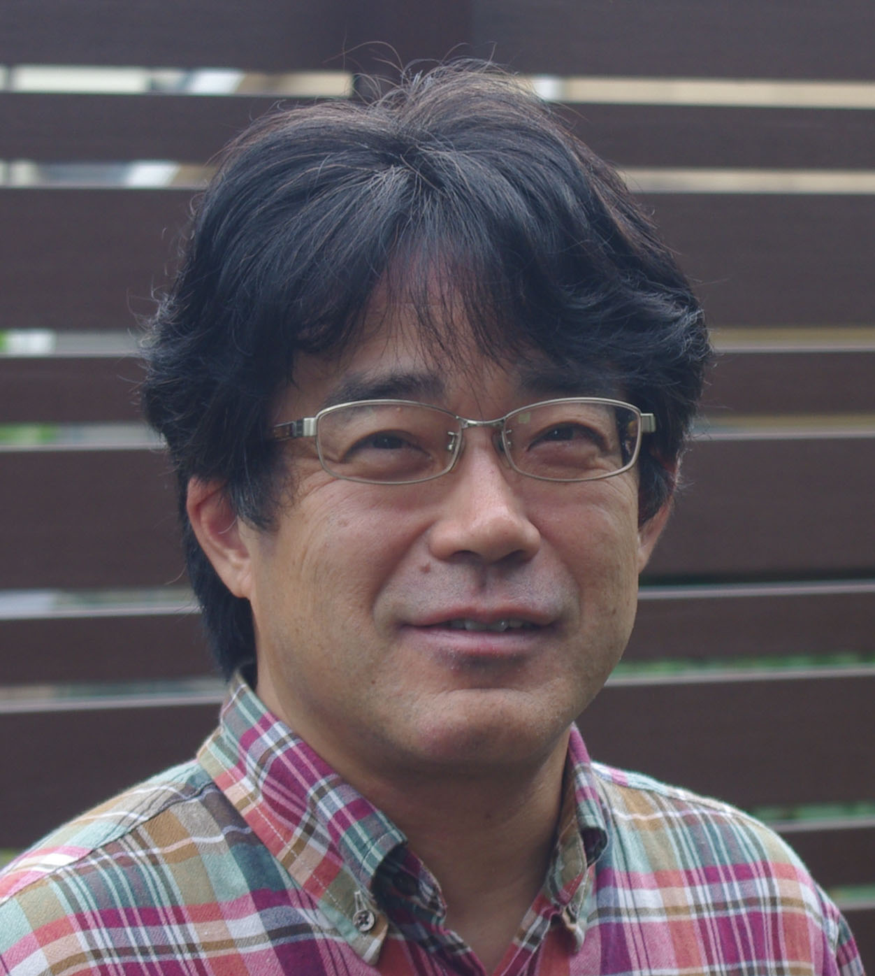 Portrait of Tsutomu Kawasaki