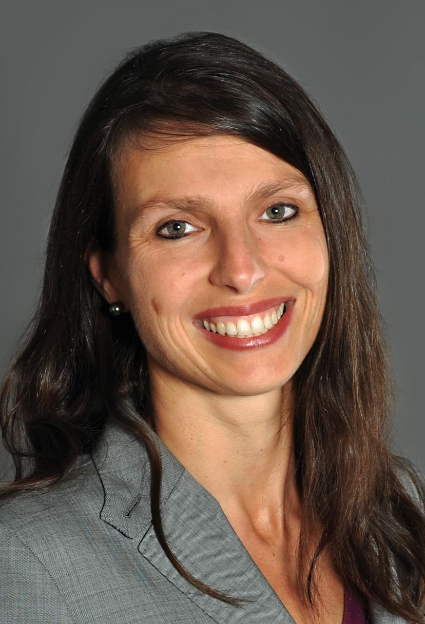 Portrait of Claudia Lengerke