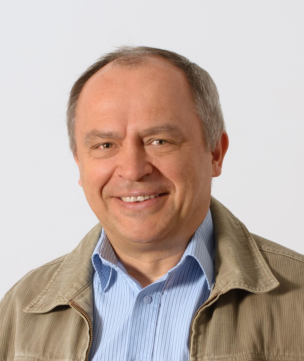 Portrait of Leonid A Sazanov