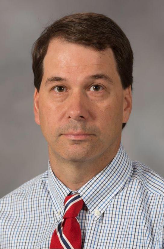 Portrait of David E Stec