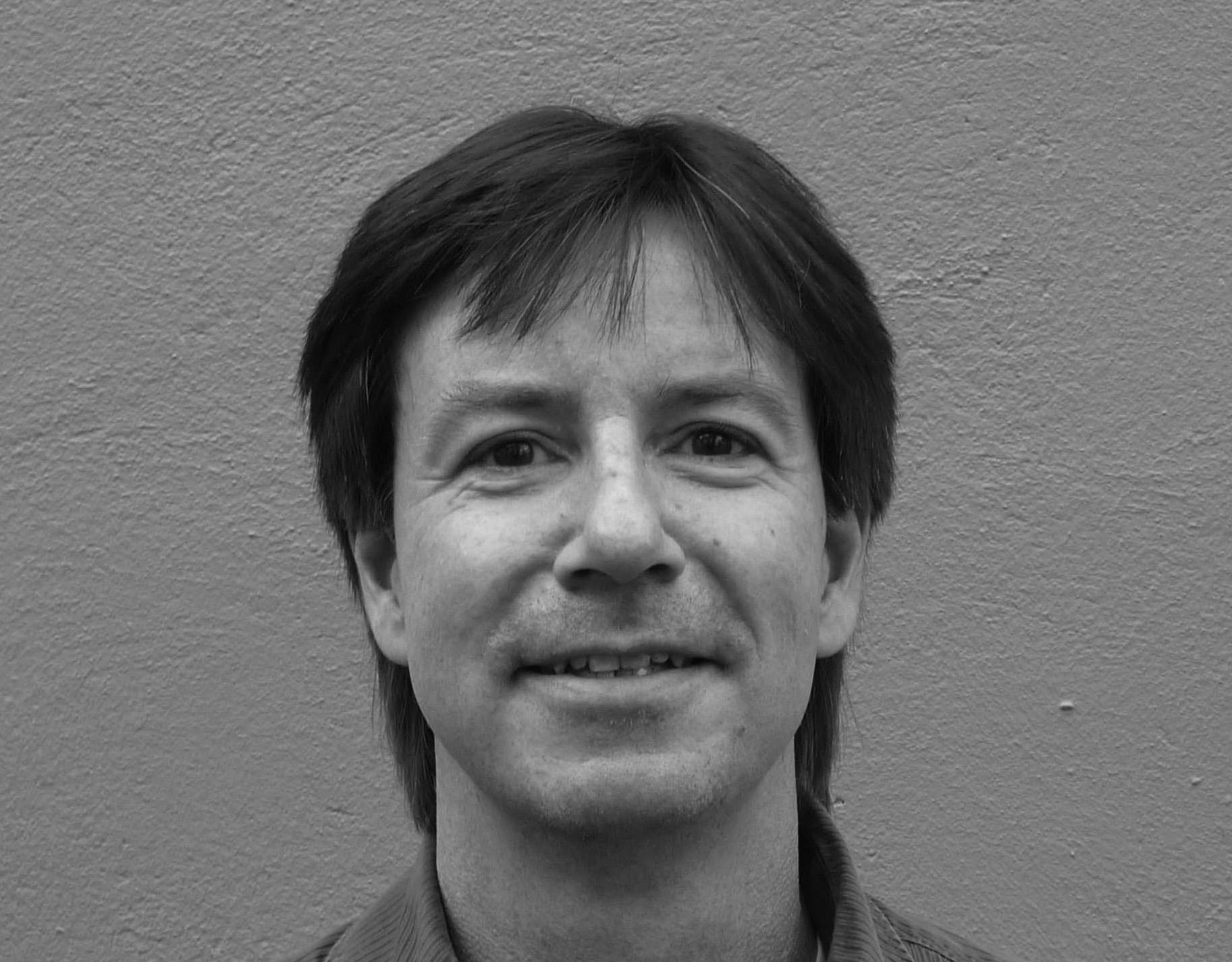 Portrait of Harald Steiner