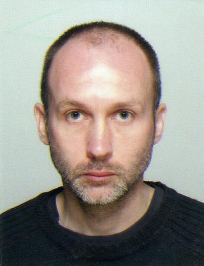 Portrait of Vladimir Trajkovic