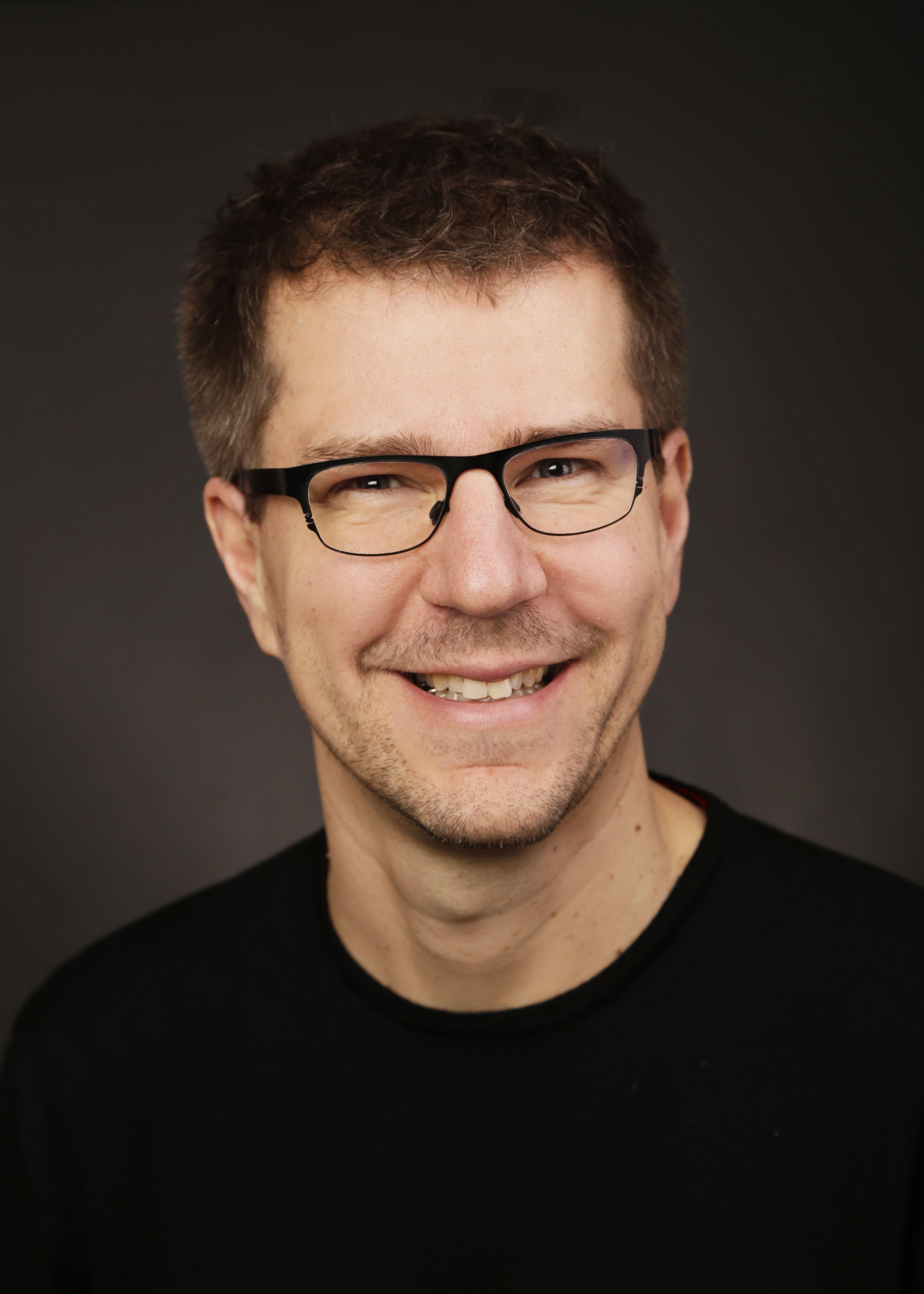 Portrait of Arp Schnittger