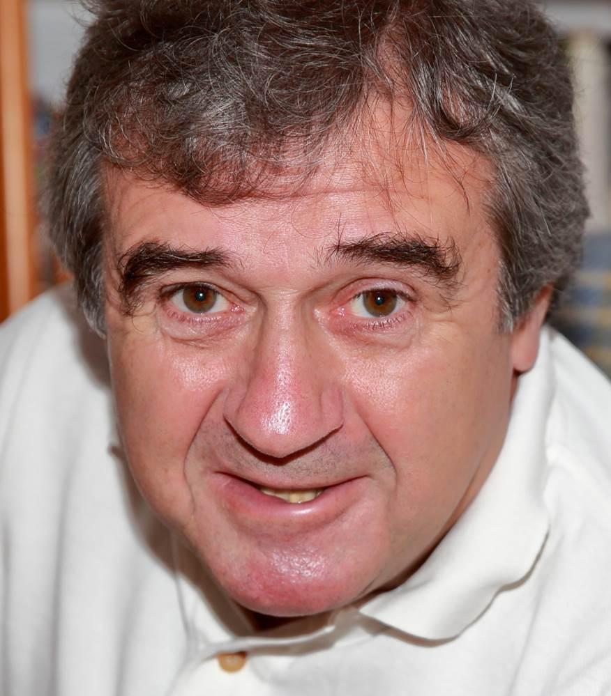 Portrait of Tamás Kiss
