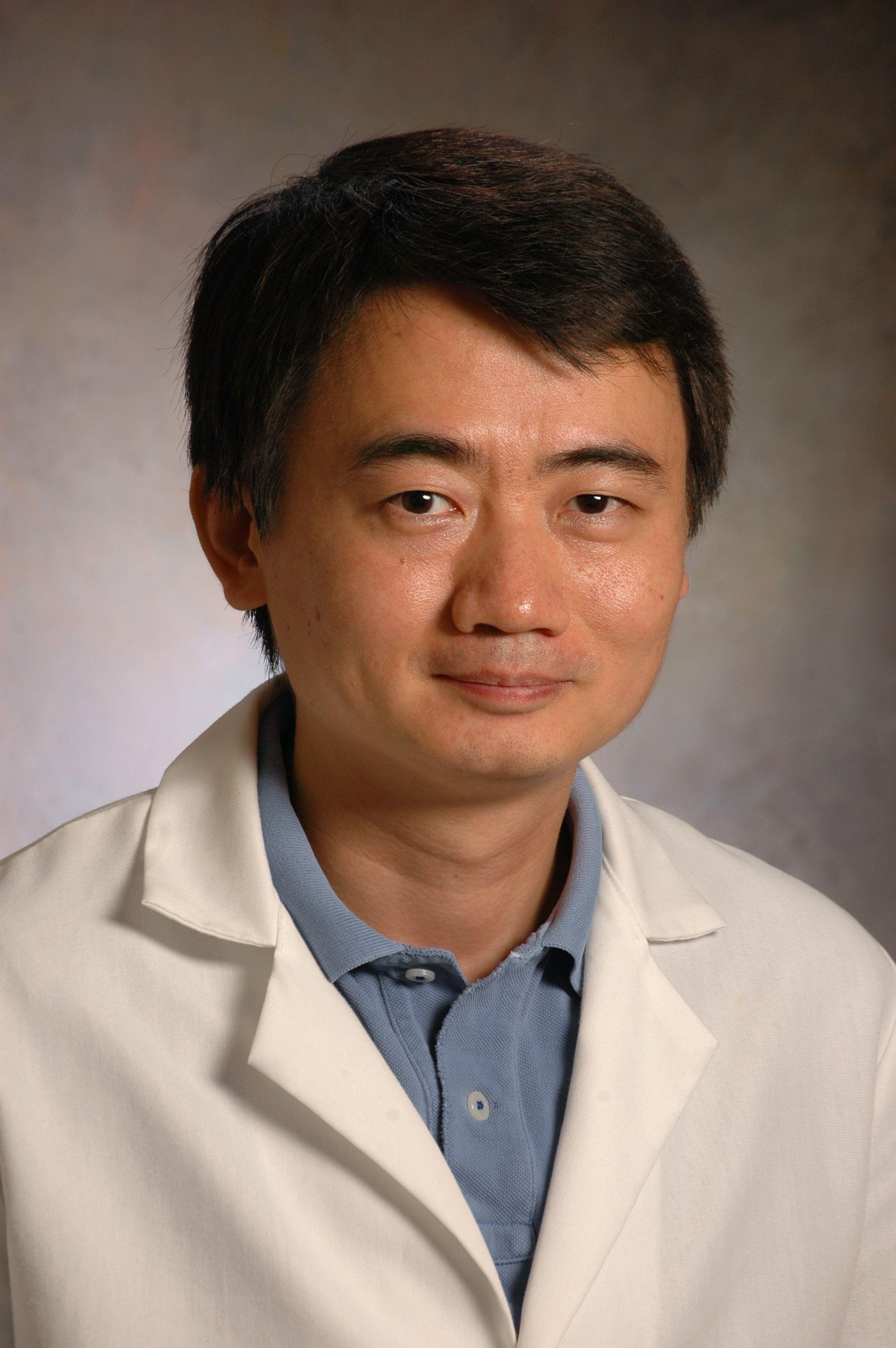 Portrait of Xiaoyang Wu