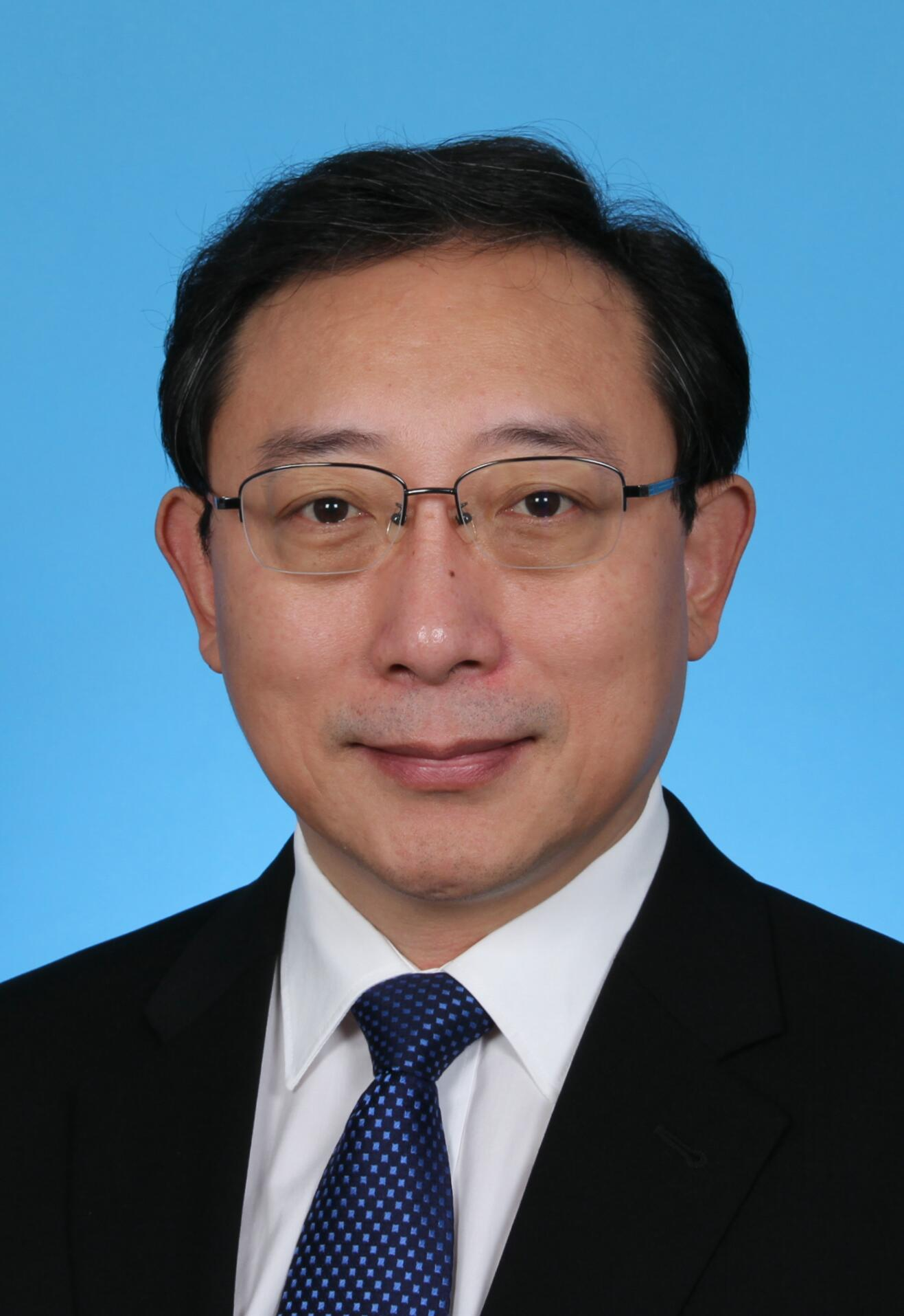 Portrait of Xuetao Cao