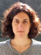 Portrait of Antigoni Triantafyllopoulou