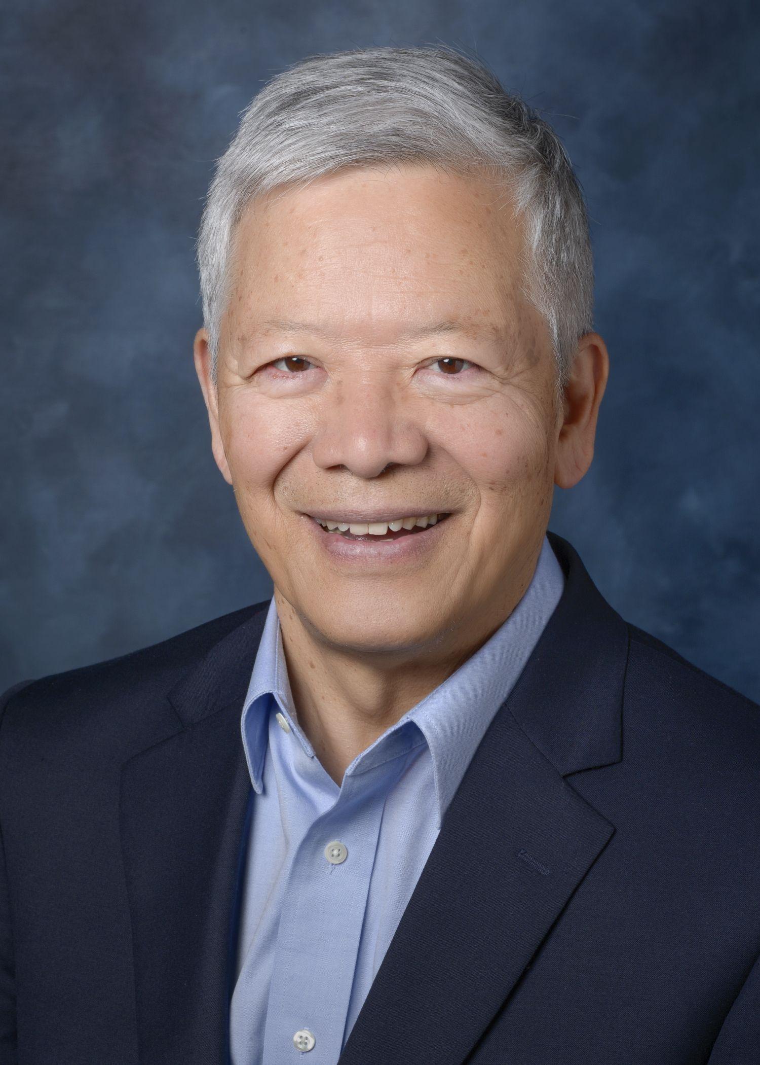 Portrait of Leland WK Chung