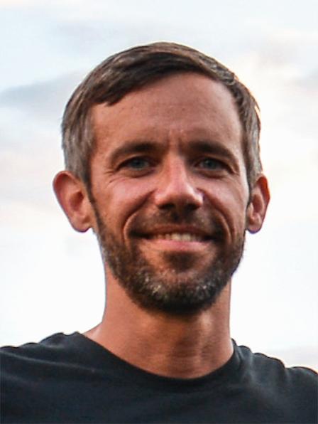 Portrait of Mikael J Pittet