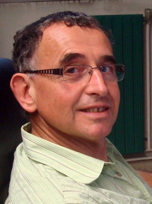 Portrait of Gilles Mithieux