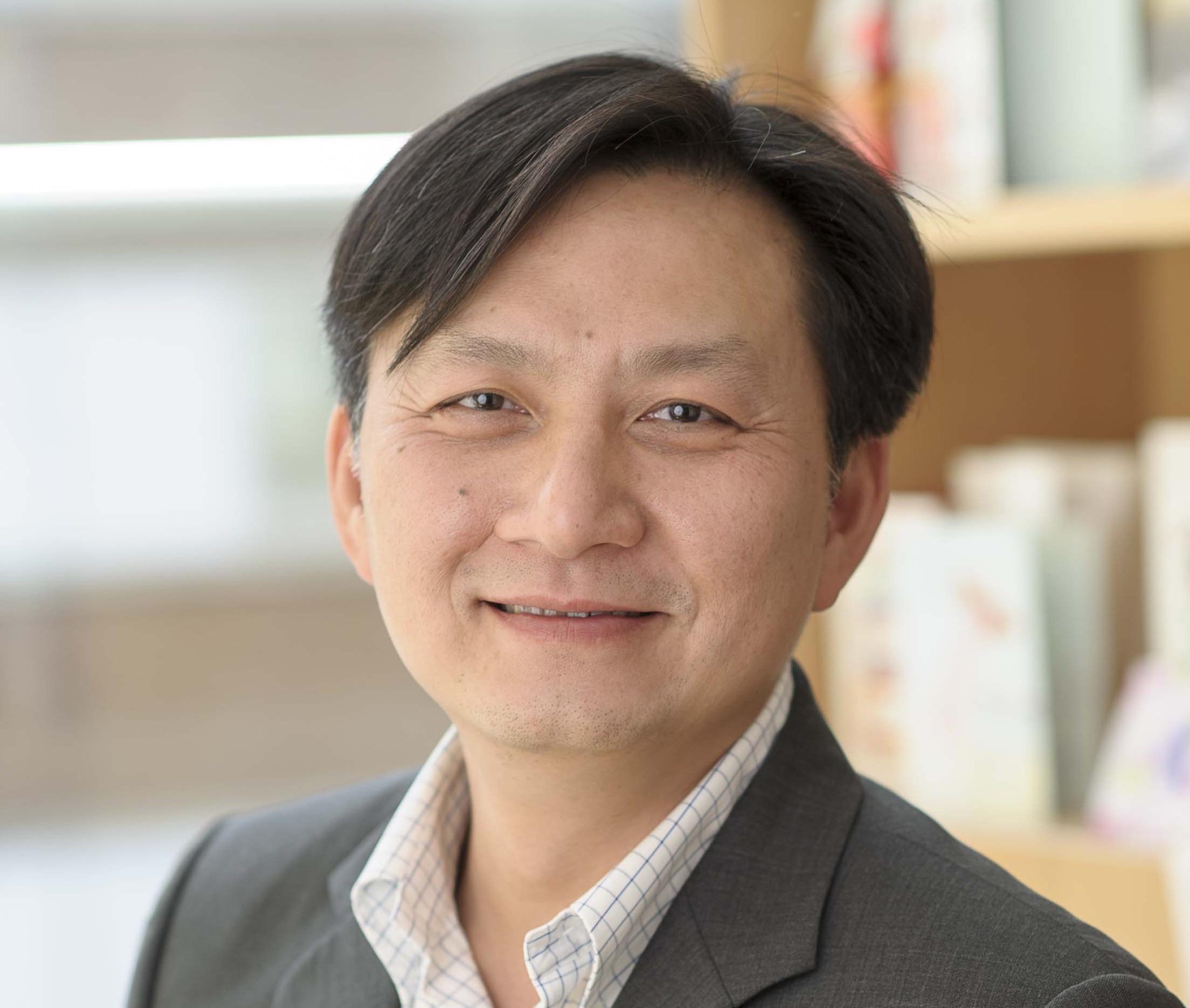 Portrait of James J Hsieh