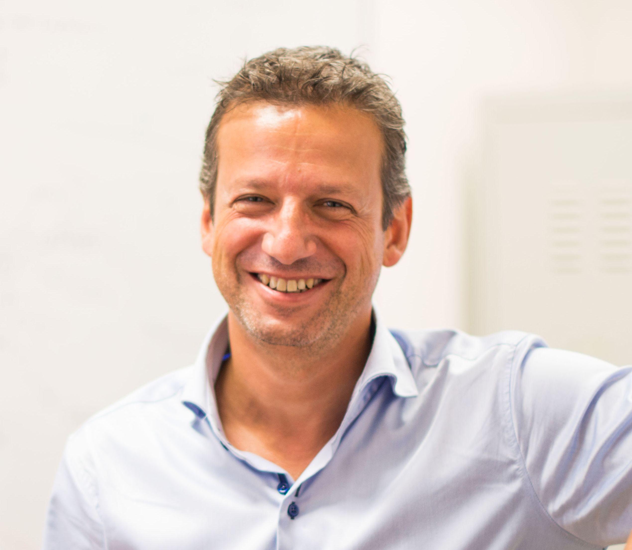 Portrait of Marco Sandri
