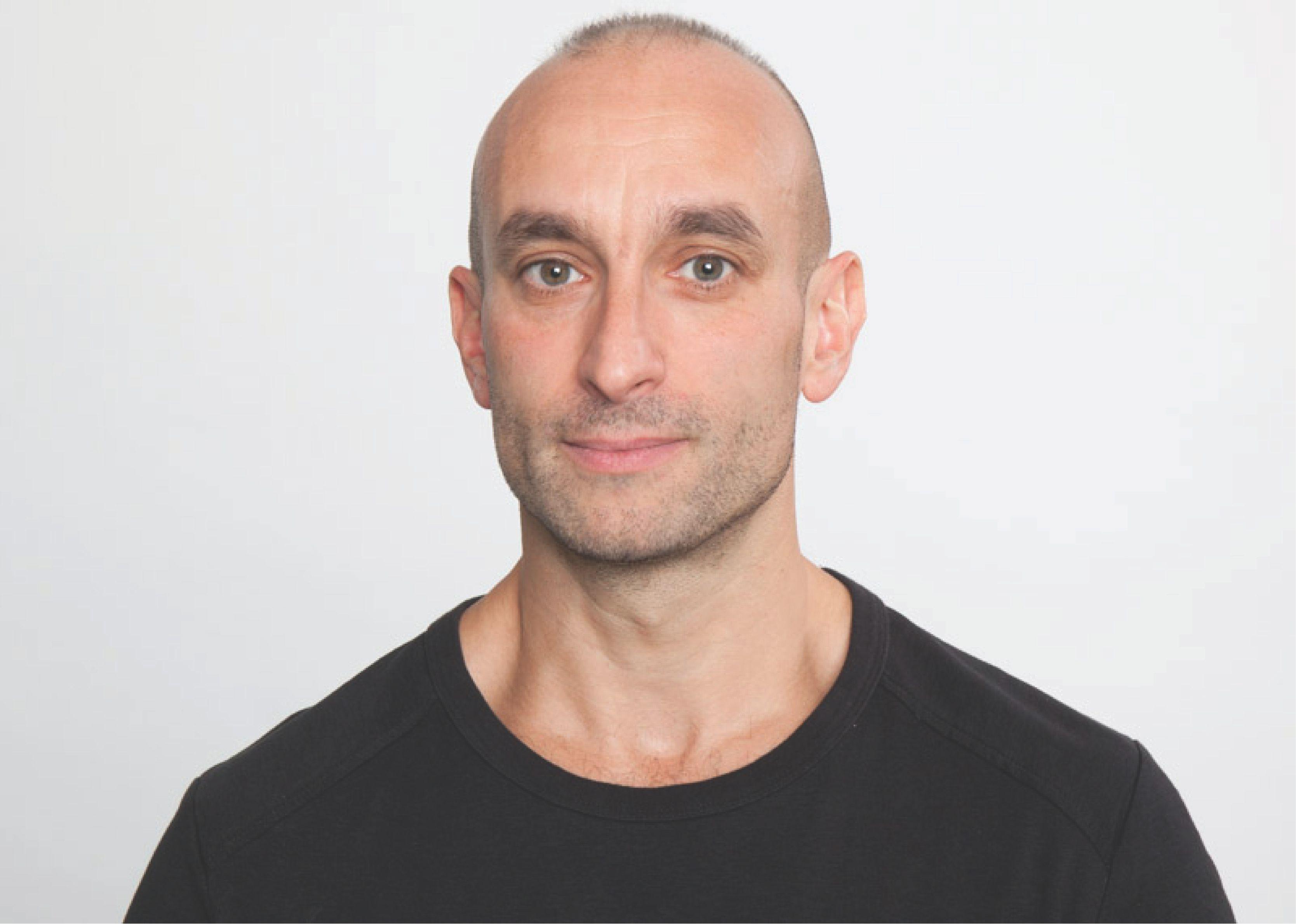 Portrait of Nabil Djouder