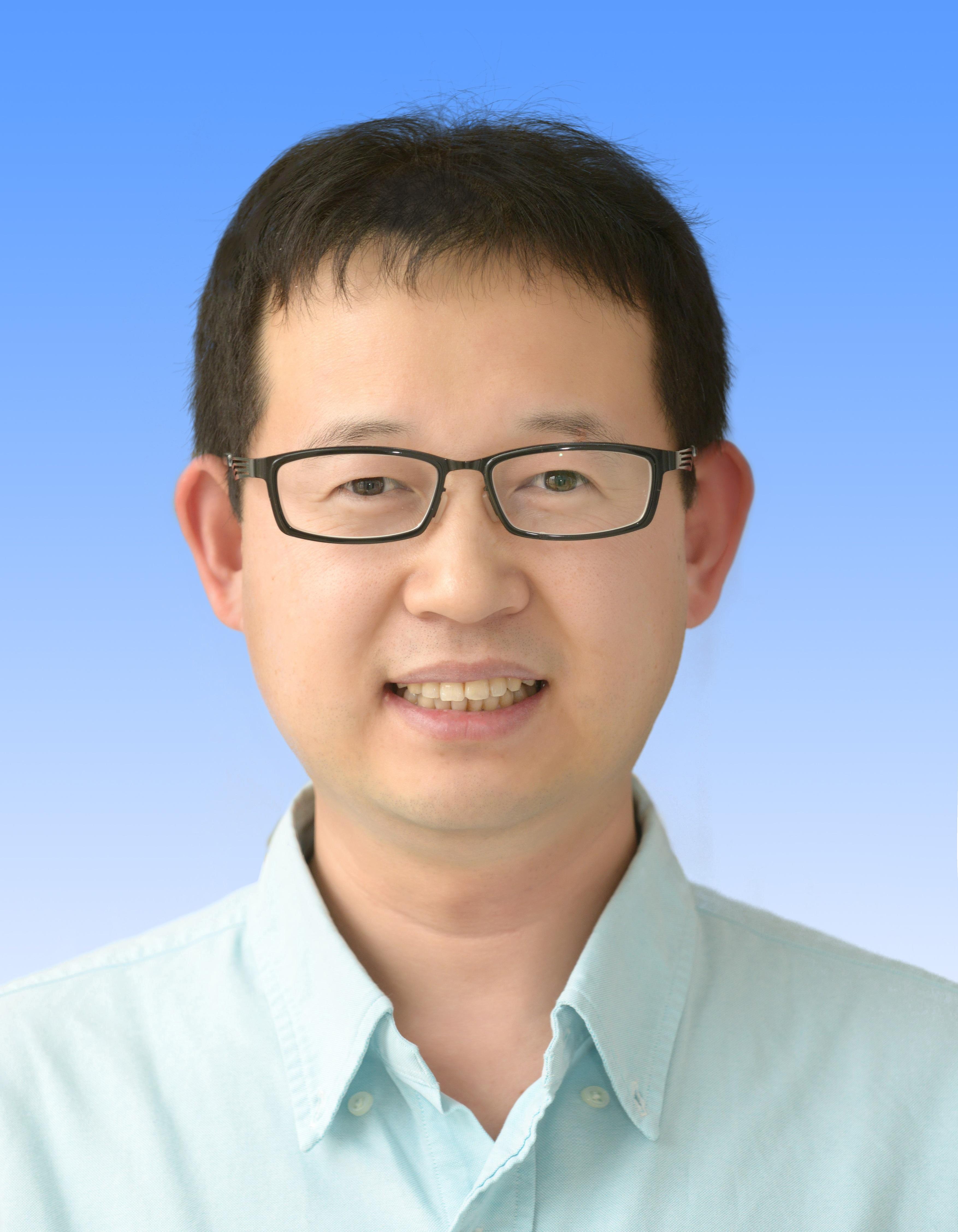 Portrait of Guang-Hui Liu