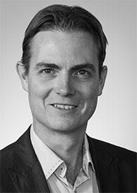 Portrait of Mads Daugaard
