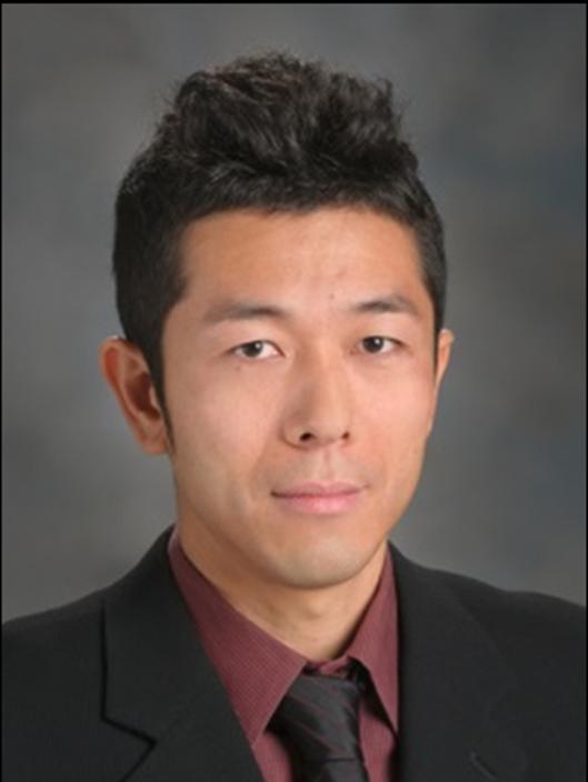 Portrait of Shinji Maegawa