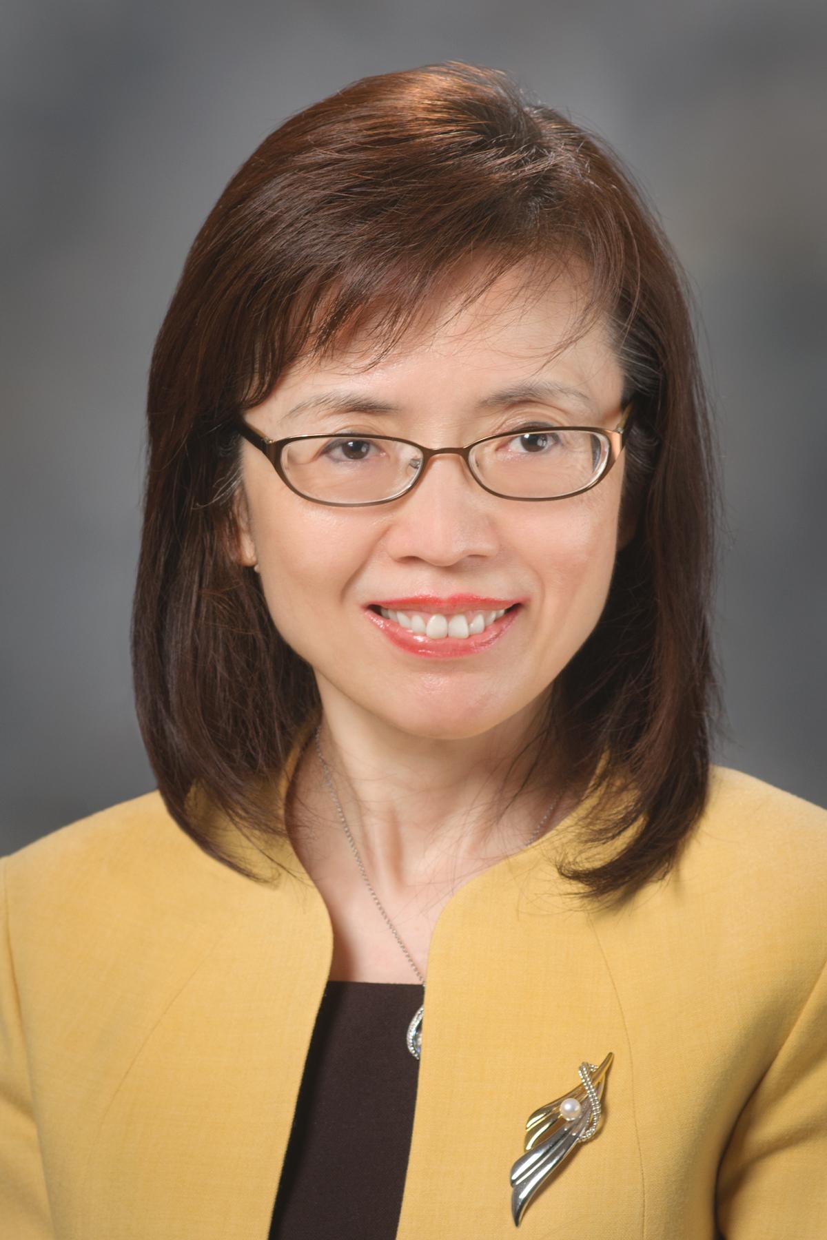 Portrait of Dihua Yu