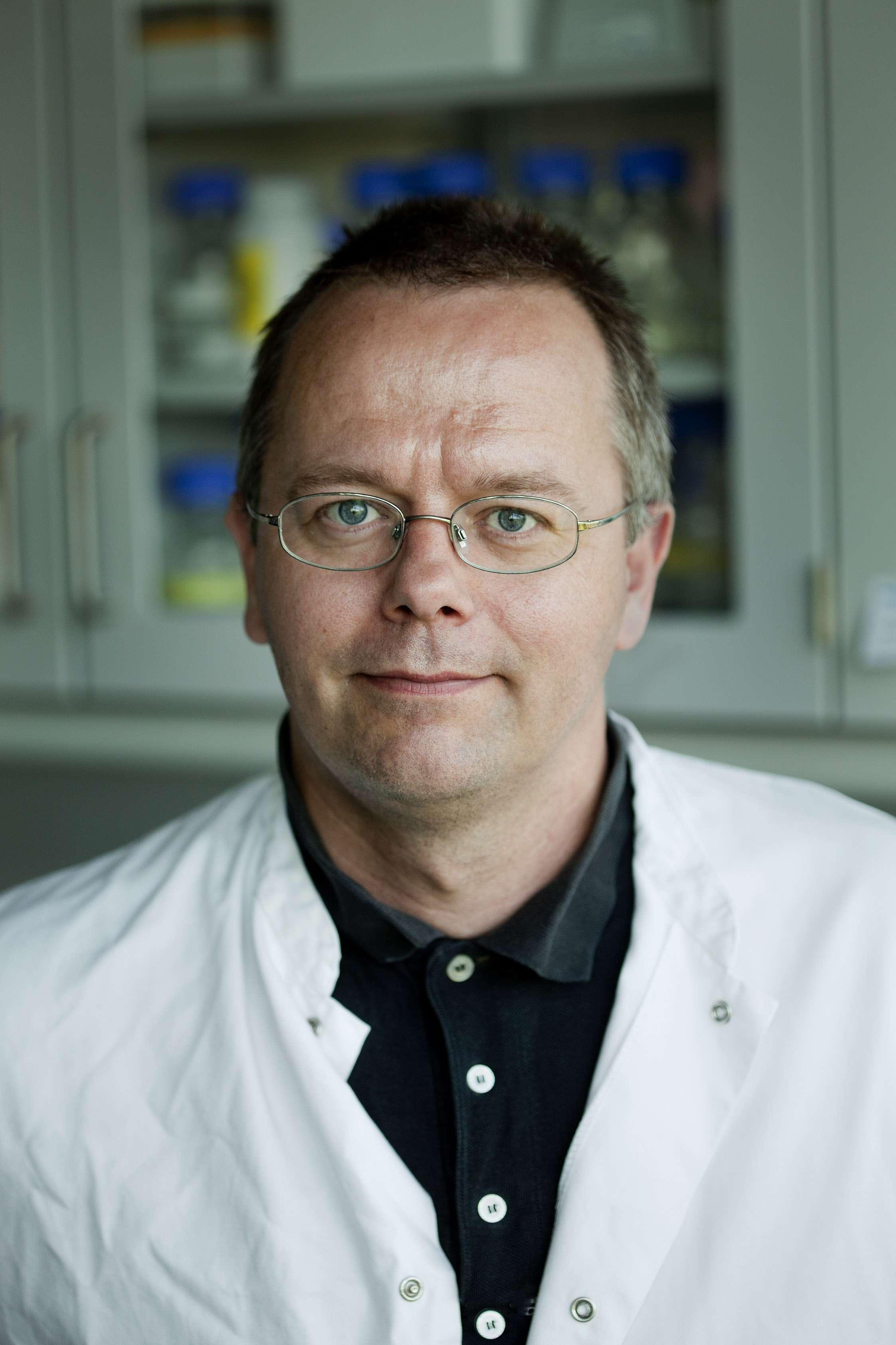 Portrait of Claus S Sørensen