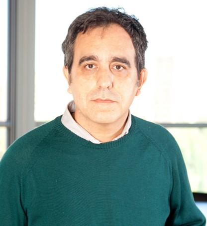 Portrait of José Antonio  Enríquez