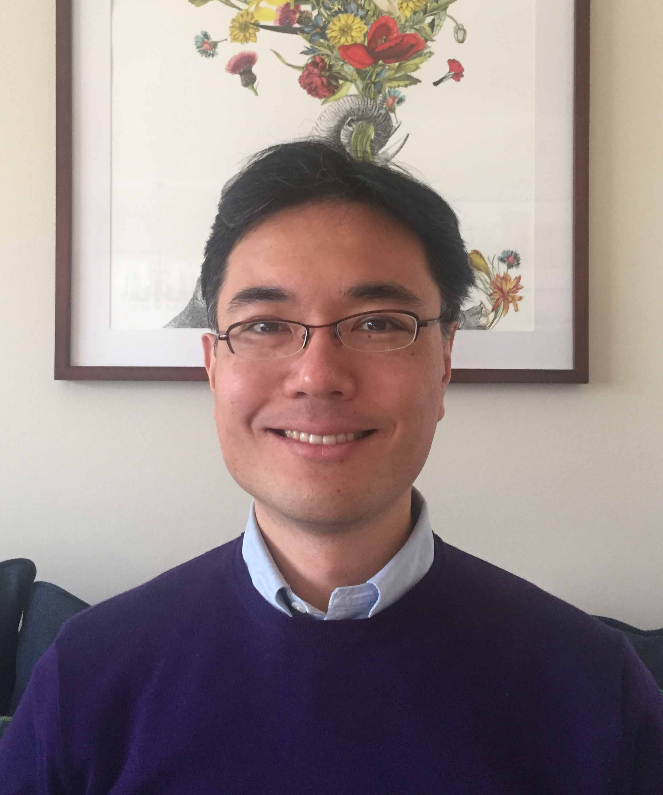 Portrait of Jun Yoshino