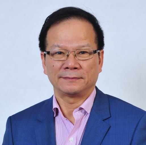 Portrait of Sheng-Cai Lin