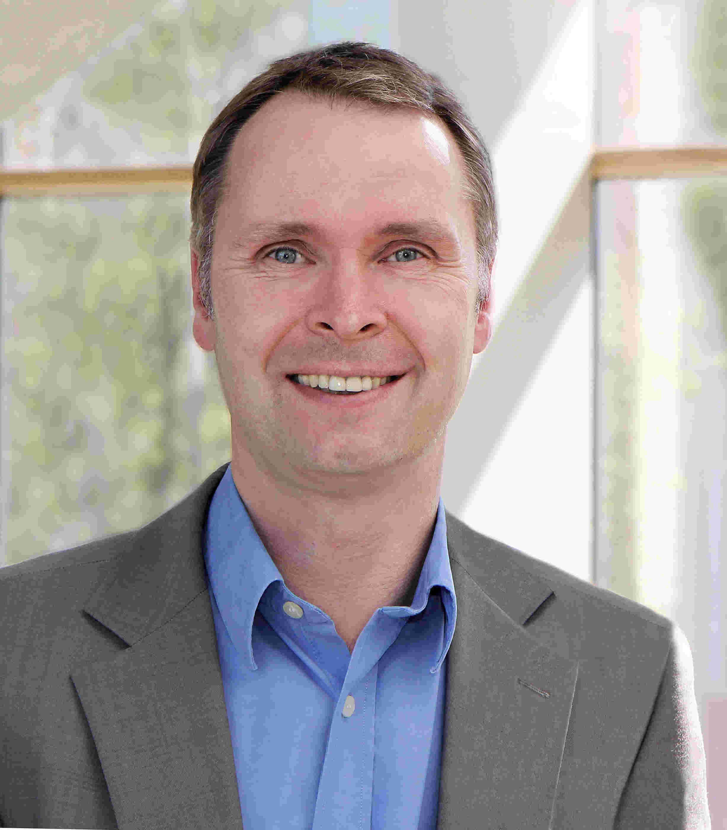 Portrait of Volker Haucke
