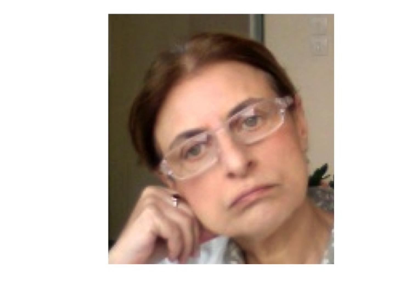 Portrait of Athanasia Mouzaki