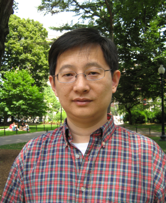 Portrait of Wenyi Wei