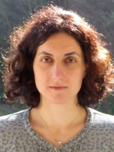 Portrait of Antigoni Triantafyllopoulou
