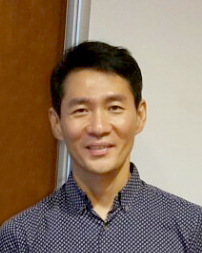 Portrait of David E Kang