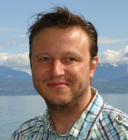 Portrait of Frédéric Gachon