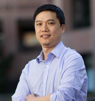 Portrait of G Greg Wang