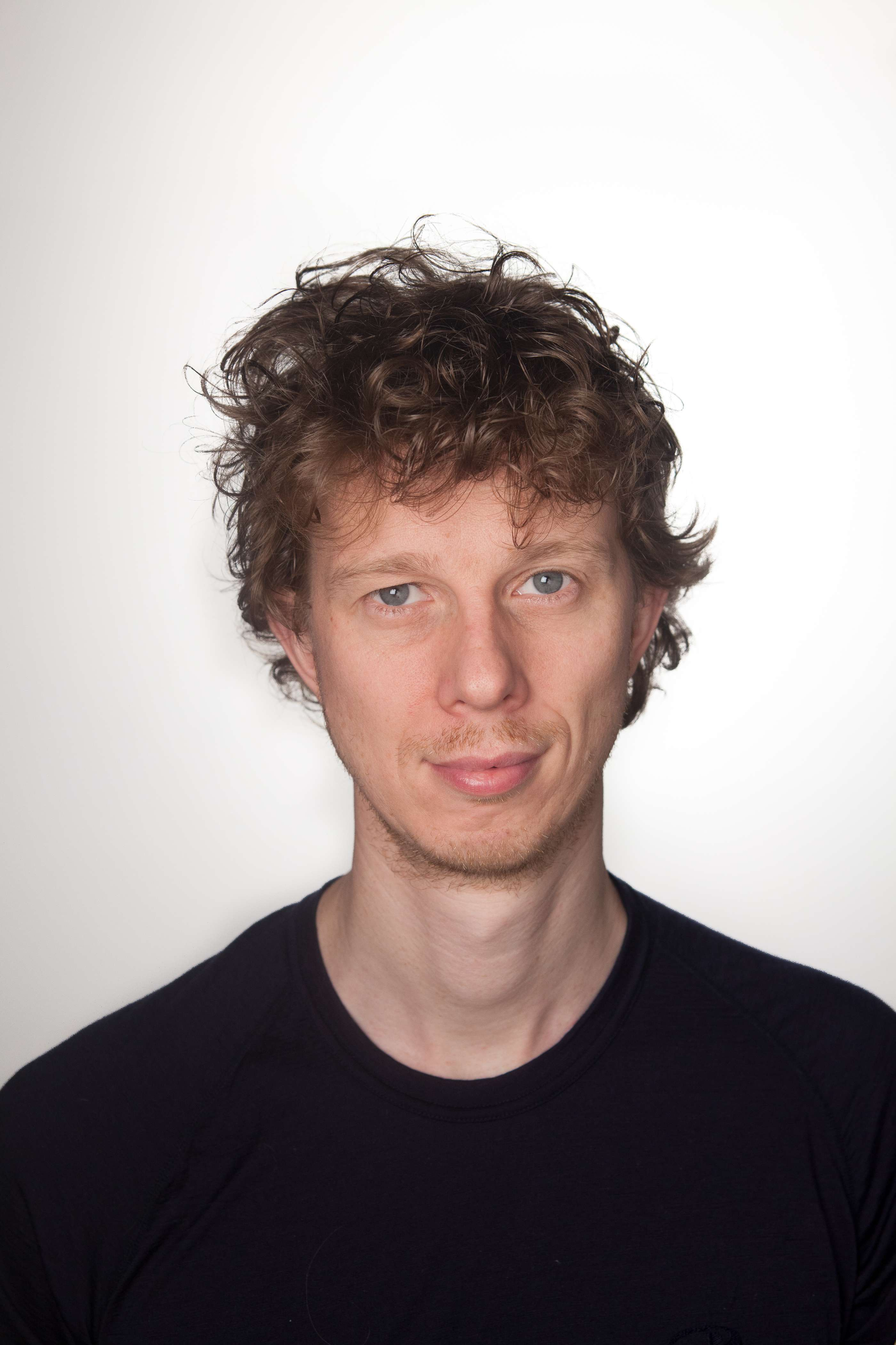 Portrait of Nils Halberg