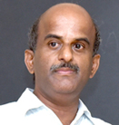 Portrait of Jagadeesh Bayry